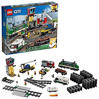 LEGO City - Treno Merci, 60198 (B078K4K423) | Amazon price tracker / tracking, Amazon price history charts, Amazon price watches, Amazon price drop alerts