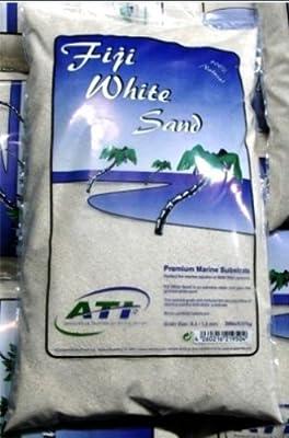 ATI Fiji White Sand, 9,07 kg, 1-2mm Körnung