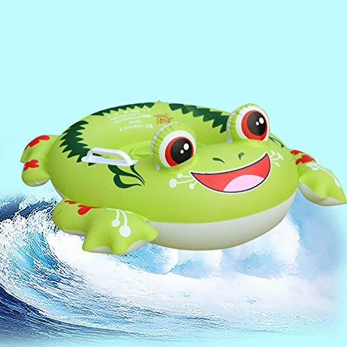 Zantec Kinder aufblasbare Pool Spielzeug Schwimmen Schwimmer Sitz Karikatur Tiere Schwimmen Ring Schwimmen Boot
