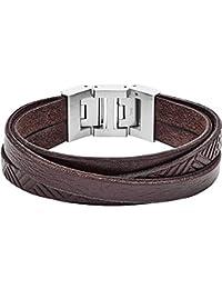 Fossil Herren-Herrenarmband Leder 32001817
