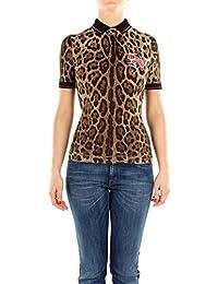Dolce & Gabbana Short-Sleeved Women - Cotton (F8H74ZG7KJN)