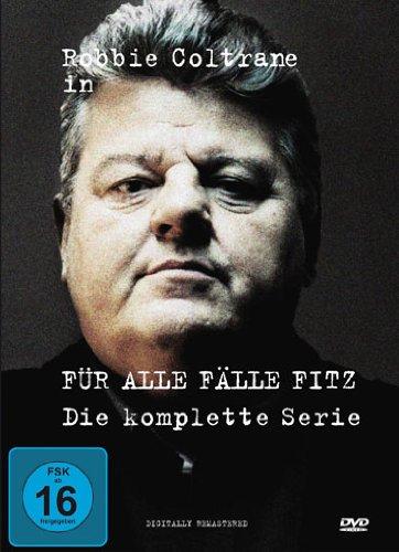 Für alle Fälle Fitz - Staffel 1-4/Die komplette Serie [11 DVDs] Serie Fall