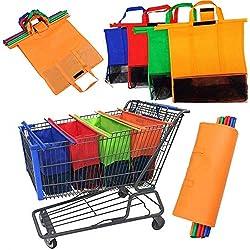 Bolsa de la compra ecológica (4 unidades)