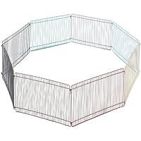 Kerbl Freigehege für Hamster, 8 Elemente á 34 x 23 cm