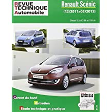 Rta b788.5 Renault scenic III ph.2 2011-12-> 1.5