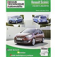 revue technique b788 Renault Scenic III ph.2 2011-12->