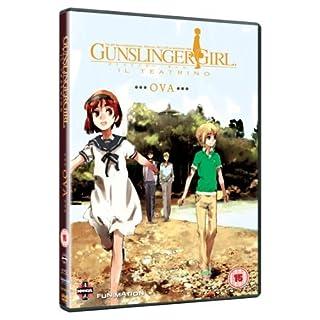 Gunslinger Girl: II Teatrino OVA [DVD] by Anri Shiono