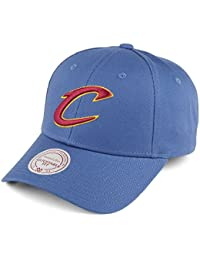 Casquette Team Logo Low Pro Cleveland Cavaliers bleu marine MITCHELL & NESS