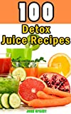 """100 clinically-proven detox juice recipes from personal trainer John Sprint.Calorie information included with each recipe.""""Perfect recipes for getting all those nasty chemicals and carcinogens out of your body."""" – Kevin Able"""