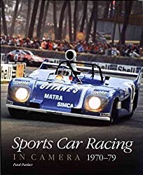 [(Sports Car Racing in Camera 1970-79)] [By (author) Paul Parker] published on (December, 2008)