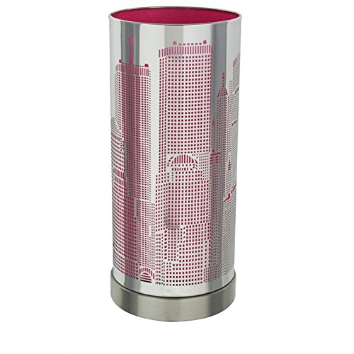 LAMPE TOUCH NEW YORK ROSE