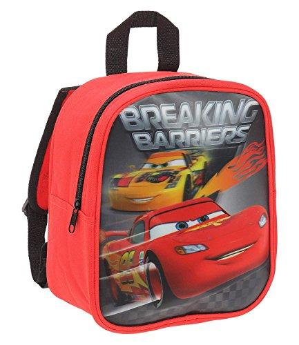 Disney cars ragazzi zaino - rosso -