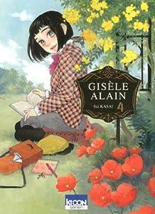 Gisèle Alain Edition simple Tome 4