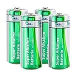 tka Köbele Akkutechnik Alkaline Batterien: Batterie LR1 Size N 1,5V, 4er Set