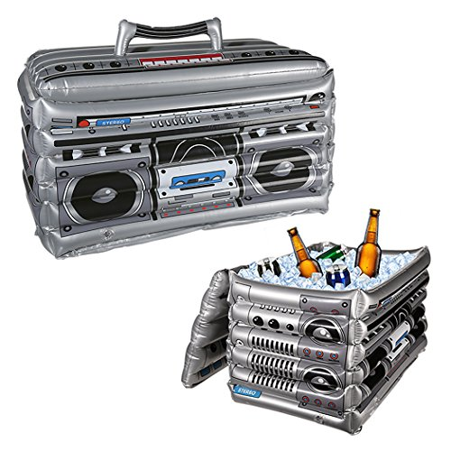 'Inflatable Boom Box Thermal Drinks Cooler Bag