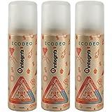 INTEGRITI Ecodeo for Men, 120 ml (Pack of 3)