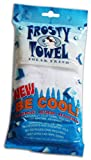 Frosty Towel Polar Fresh The All Natural Cooling Towel, 12 by 24-Inch, Large