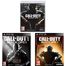 Call Of Duty: Black Ops I + II + III