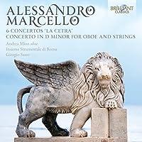 Concerto in D Minor for Oboe, Strings and Continuo: II. Adagio - Gruppo String
