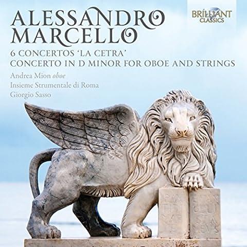 Concerto in D Minor for Oboe, Strings and Continuo: I. Andante e spiccato - Gruppo String