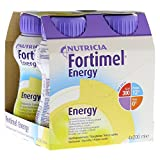 Fortimel Energy Vanillegeschmack, 4X200 ml