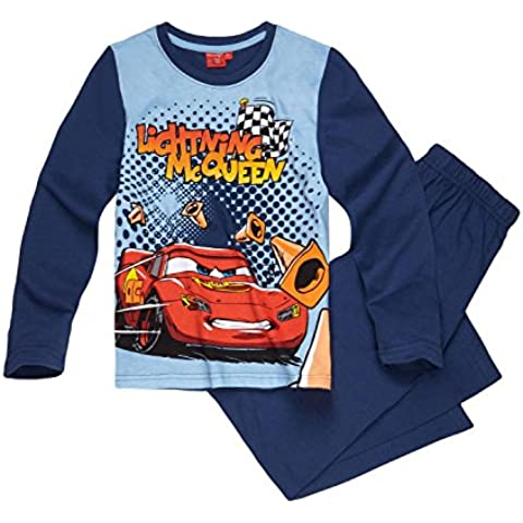 Disney Cars Ragazzi Pigiama 2016 Collection - blu marino