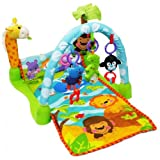 #10: N&M Rainforest Music Baby Play Soft Mat Activity Play Gym Toy Suitable for Baby Aged Above 6 Months Can Encourage Kids to Kick