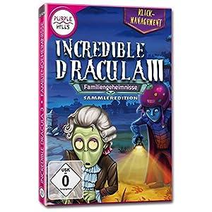 Incredible Dracula 3 – Familiengeheimnisse Standard, Windows Vista / XP / 8 / 7
