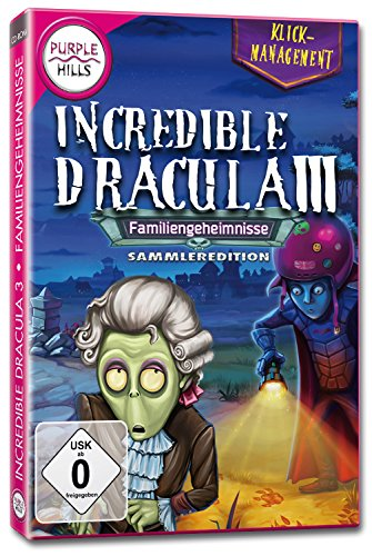Incredible Dracula 3 - Familiengeheimnisse Standard, Windows Vista / XP / 8 / 7
