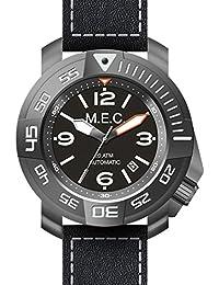 Relojes Hombre Deportivos Militares Automático SEIKO Buceo Acero Inoxidable Nuevo Garantía