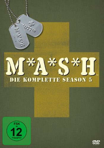 M*A*S*H - Die komplette Season 05 [3 DVDs]