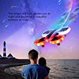 GEEKERA Mini Drone, RC Quadcopter Kids Toys with LED Lights Altitude Hold One Key Take Off/Landing 3D Flips Headless Mode, Gift for Beginners Boys and Girls