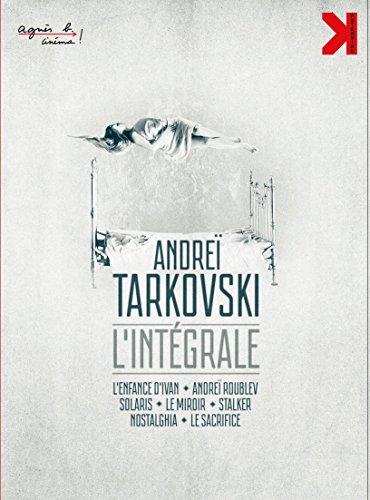 Andreï Tarkovski - L'intégrale (version restaurée) DVD