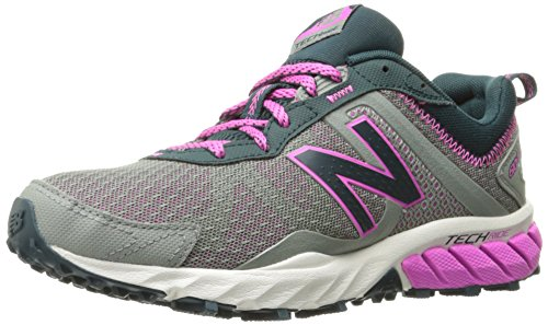 New Balance WT610V5 Women's Chaussure De Course à Pied - AW16 Grey