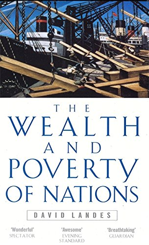 Wealth And Poverty Of Nations por David S. Landes