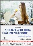 Scienza e cultura dell'alimentazione - Volume unico per il 2° biennio - Accoglienza turistica + Quaderno delle competenze. Con Me book e Contenuti Digitali Integrativi online