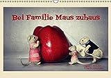 Bei Familie Maus zuhaus (Wandkalender 2019 DIN A3 quer): Eine mäusehafte Bildergeschichte (Monatskalender, 14 Seiten ) (CALVENDO Hobbys)
