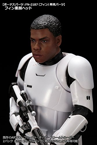ARTFX Figura STAR WARS Primo ordine Stormtrooper FN-2199