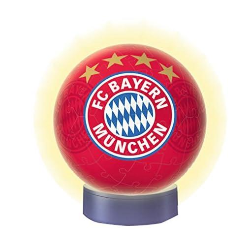 Ravensburger-12177-Nachtlicht-FC-Bayern-Mnchen-bunt