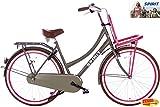 Spirit Cargo Damenrad Transporter Grau-Pink 28 Zoll 53 cm