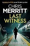 Last Witness by Chris Merritt