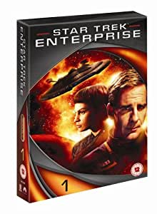 Star Trek Enterprise: Series 1 (Slimline Edition) [DVD] [2001]