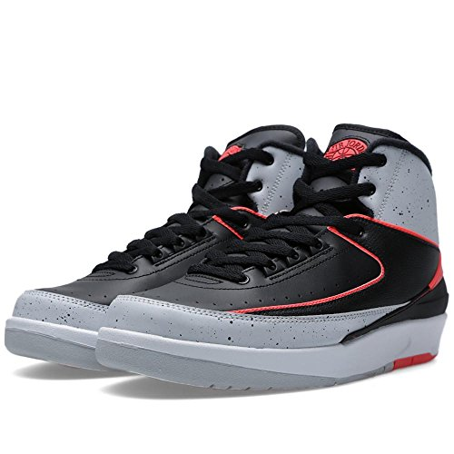 AIR JORDAN 2 RETRO BG (GS) 'INFRARED 23' - 395718-023