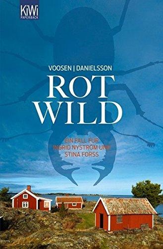 Rotwild: Der zweite Fall f??r Ingrid Nystr??m und Stina Forss by Kerstin Signe Danielsson (2013-08-15)