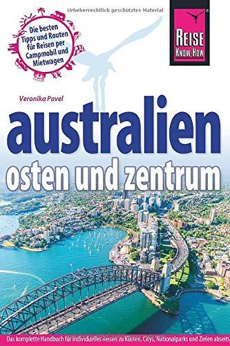 Australien Osten und Zentrum (Reiseführer)