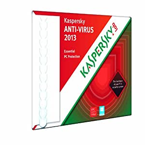 Kaspersky Anti-Virus 2013 (3 PC, 1 Year subscriptions) (PC)
