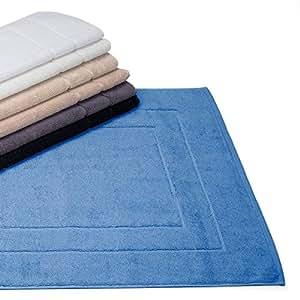Tapis de bain 60x60 cm FLAIR bleu Lavande 1500 g/m2