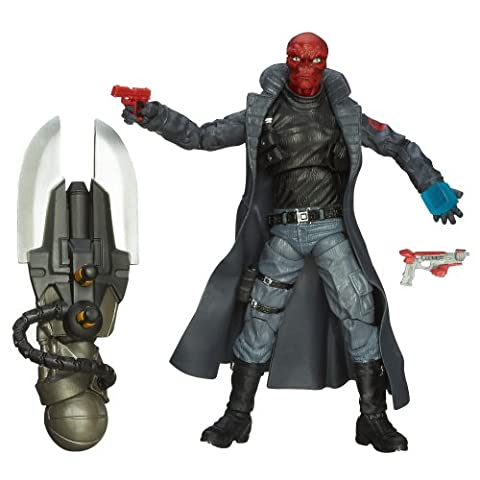 MARVEL LEGENDS INFINITE CAPTAIN AMERICA SERIES AGENTS OF HYDRA RED SKULL 6