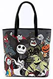 Loungefly The Nightmare Before Christmas Character Tote Bag Einkaufstasche S chultertasche Tasche Jack Skellington