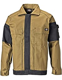 Dickies GDT290 Jacket, Khaki/Black, XX-Large